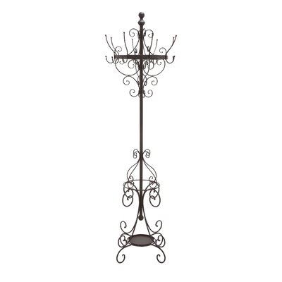 The Handy Metal Coat Rack by Woodland Imports