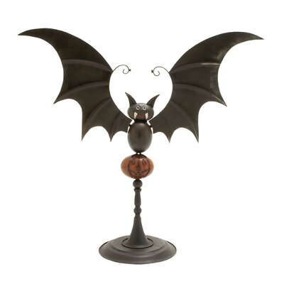 Enthralling Bat Home Decor by Woodland Imports
