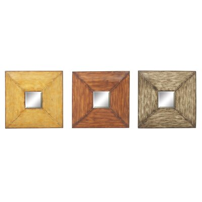 Wall Mirror by Woodland Imports