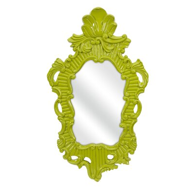 Baroque Wall Mirror by Woodland Imports