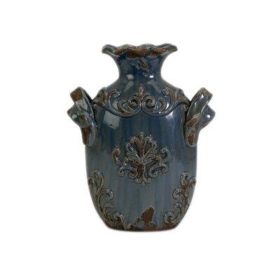 Cadet Small Vase by Woodland Imports