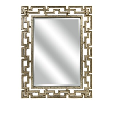 CKI Rectangle Wall Mirror by Woodland Imports