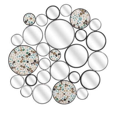 Dotty Mirror by Woodland Imports