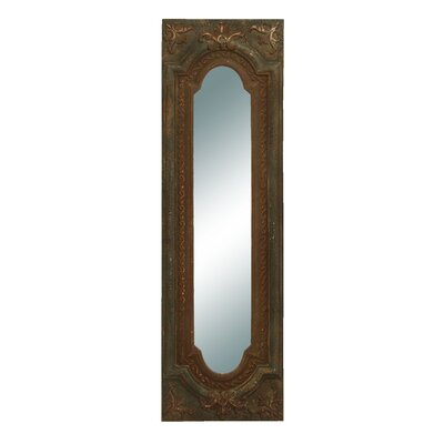 Elegant Old Look Mirror by Woodland Imports