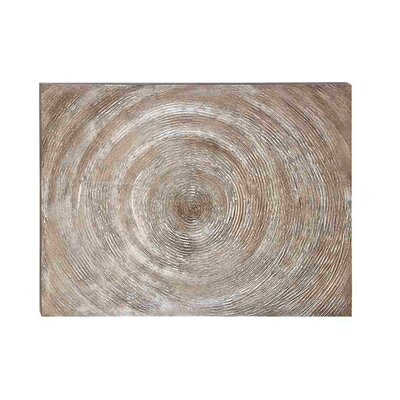 Woodland Imports Graphic Art on Wrapped Canvas