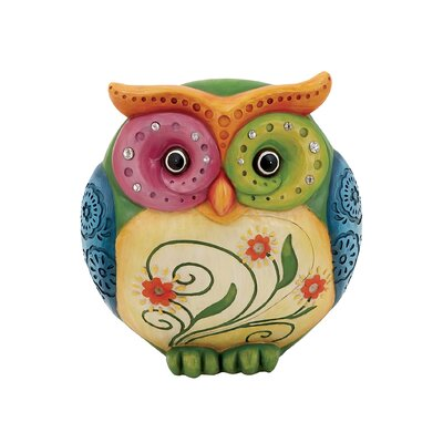 Resin Owl Table Figurine by Woodland Imports