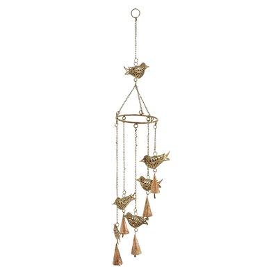 Woodland Imports Bird Wind Chime