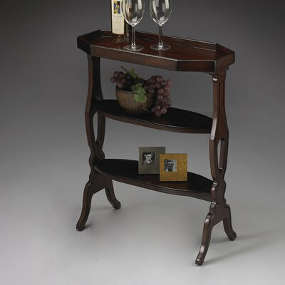 Hadley End Table by Butler