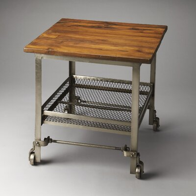 Industrial Side Table by Butler