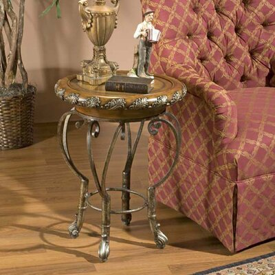 Heritage Metal End Table by Butler
