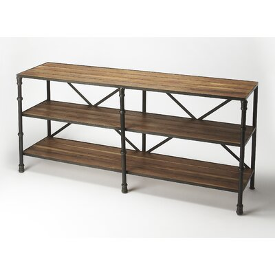 Industrial Chic Auvergne Console Table by Butler