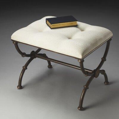 Butler Metalworks Cushion Stool