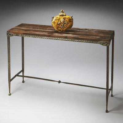 Mountain Lodge Accacia Console Table by Butler