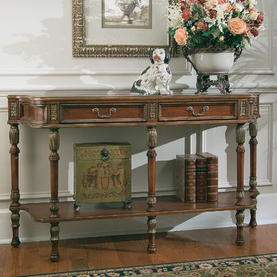 Masterpiece Console Table by Butler