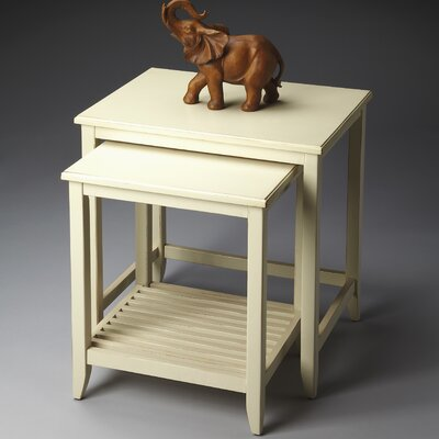 Loft 2 Piece Nesting Tables I by Butler