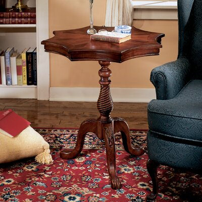 Plantation Cherry Star End Table by Butler