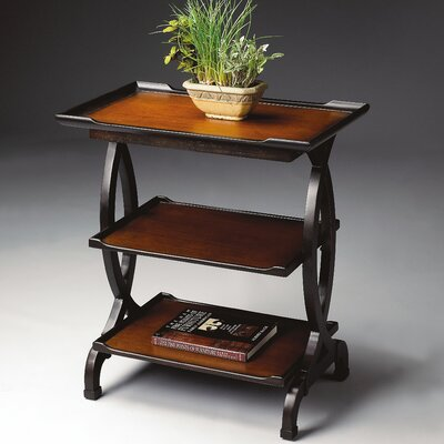 Masterpiece Tiered End Table by Butler