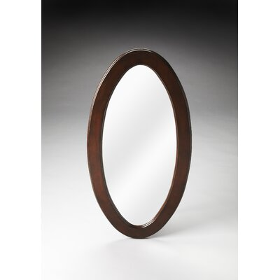 Plantation Oval Mirror by Butler