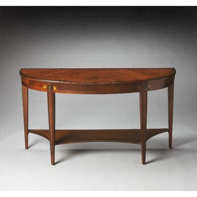 Masterpiece Astor Demilune Console Table by Butler