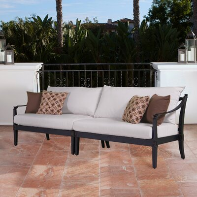Astoria 2 Piece Sofa Set with Cushion by RST Brands Outdoor