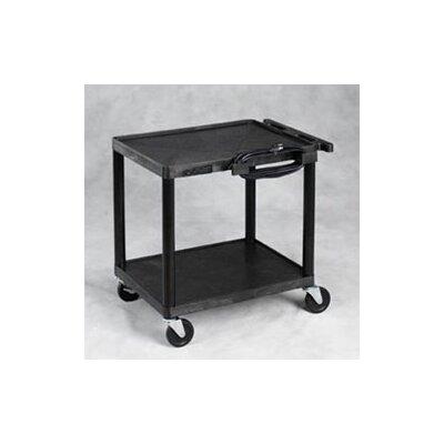 Hamilton Electronics Multi-Purpose Height Adjustable AV Cart