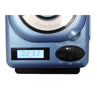 Hamilton Electronics CD / MP3 Listening Center with MS2L Personal Headphones
