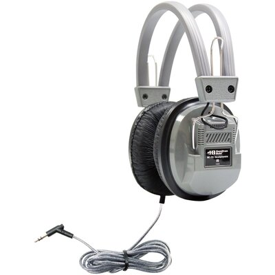 Hamilton Electronics Listening Center with Headphone Rack and HA5 Headphones
