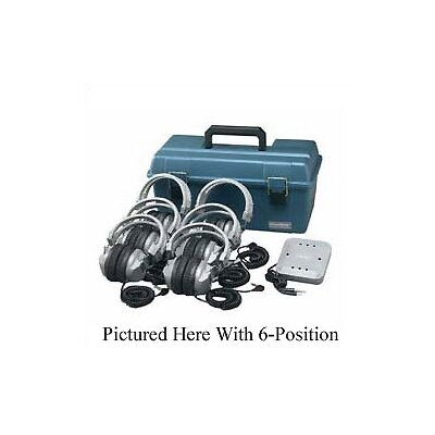 Hamilton Electronics LCP Listening Center with Carry Case