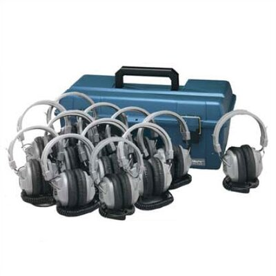 Hamilton Electronics Deluxe Headset Lab Pack