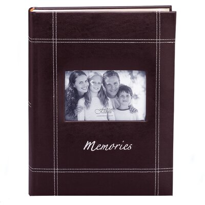 Sawyer Family Multi Size Page Picture Album by Fetco Home Decor