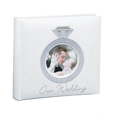 Georgette Diamond Ring Picture Album by Fetco Home Decor