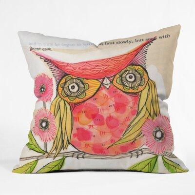 Cori Dantini Miss Goldie Throw Pillow by DENY Designs