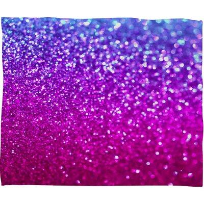 Lisa Argyropoulos New Galaxy Throw Blanket by DENY Designs