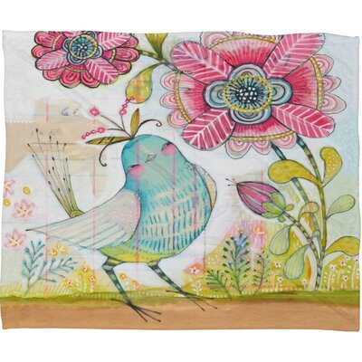 Cori Dantini I Love You More Throw Blanket by DENY Designs