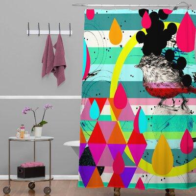 DENY Designs Randi Antonsen Luns Box 4 Shower Curtain
