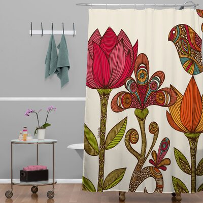 DENY Designs Valentina Ramos The Garden Shower Curtain