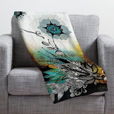 DENY Designs Iveta Abolina Frozen Dreams Throw Blanket