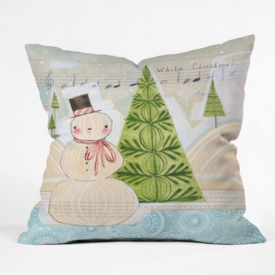 Cori Dantini Christmas Throw Pillow by DENY Designs