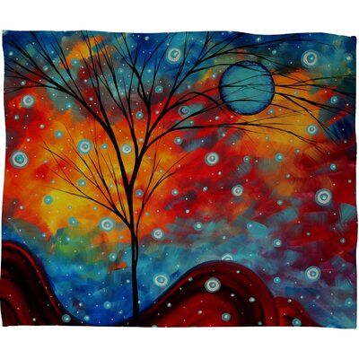 DENY Designs Madart Inc. Summer Snow Throw Blanket