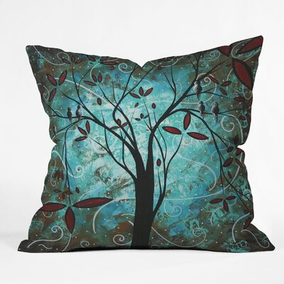DENY Designs Madart Inc Romantic Evening Throw Pillow