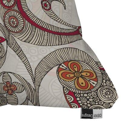 DENY Designs Valentina Ramos Flying Throw Pillow