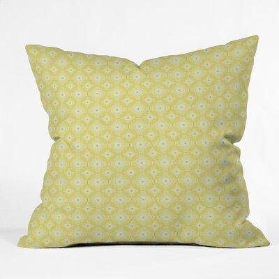 Caroline Okun Spirals Throw Pillow by DENY Designs