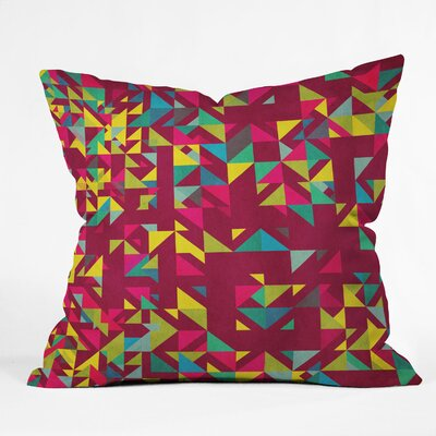 Arcturus Chaos 3 Throw Pillow by DENY Designs