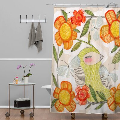 Cori Dantini Fine Comanions Shower Curtain Wayfair
