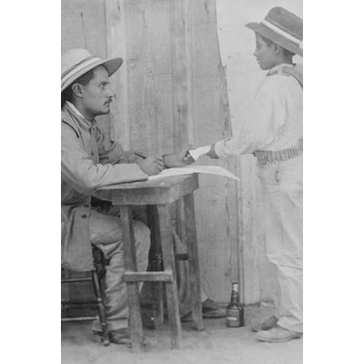 '16 Year Old Pint Sized Boy Enlists in The Mexican Army' Photographic Print by Buyenlarge ...