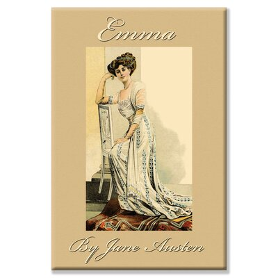 Buyenlarge Emma by Jane Austen Graphic Art on Wrapped Canvas