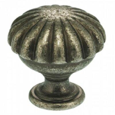 Omnia Vintage Mushroom Knob