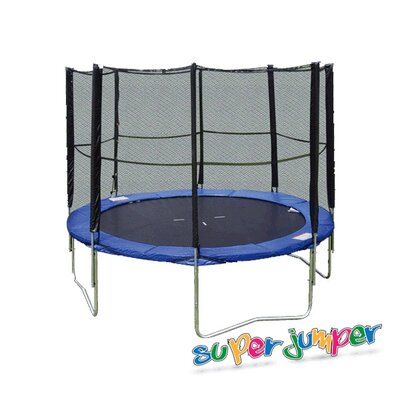 10' Trampoline Combo with Enclosure Product Photo