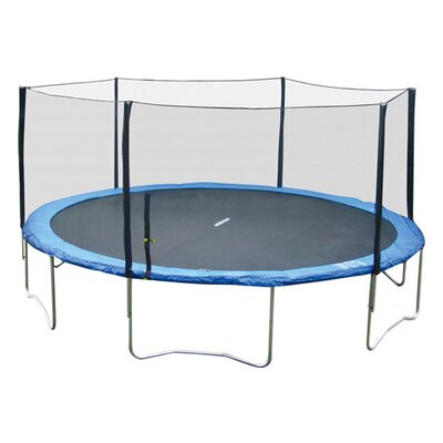 16' Trampoline Combo with Enclosure Product Photo
