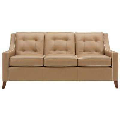 Fitzgerald Leather Sofa by Leathercraft